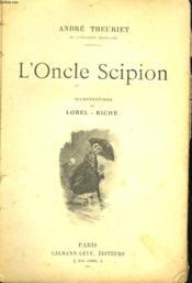 L'Oncle Scipion. Nouvelle Collection Illustree N°11. - Couverture - Format classique