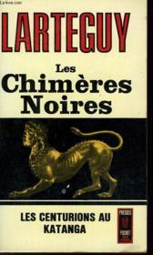 Les Chimeres Noires - Couverture - Format classique
