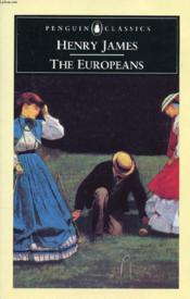 The Europeans, A Sketch - Couverture - Format classique