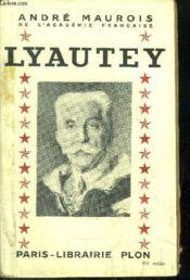 Lyautey - Couverture - Format classique