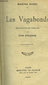 Les Vagabonds - Couverture - Format classique