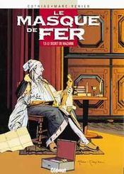 Le masque de fer t.5 ; le secret de Mazarin - Intérieur - Format classique