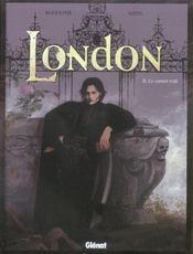 London t.2 ; le carnet volé - Intérieur - Format classique