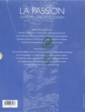 Coffret la passion de la peinture et du dessin - 4ème de couverture - Format classique
