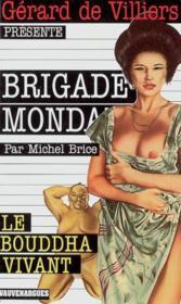 Brigade mondaine t.26 ; le bouddha vivant - Couverture - Format classique
