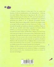 L'enfance de l'art - 4ème de couverture - Format classique