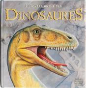 L'univers animé des dinosaures - Couverture - Format classique