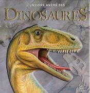 L'univers animé des dinosaures - Intérieur - Format classique