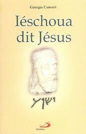 Ieschoua, dit jesus - Intérieur - Format classique