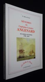 Memoires Du Capitaine Corsaire Angenard - Couverture - Format classique