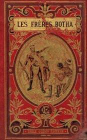 Les frères Botha - Couverture - Format classique