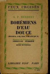 Bohemiens D'Eau Douce (Roses, Coeurs, Chateaux) - Couverture - Format classique