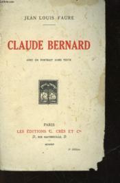 Claude Bernard - Couverture - Format classique