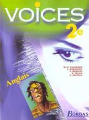 Voices 2e ; Edition 2001 - Couverture - Format classique