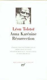 Anna karenine - resurrection - Intérieur - Format classique