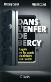 Dans l'enfer de Bercy - Couverture - Format classique