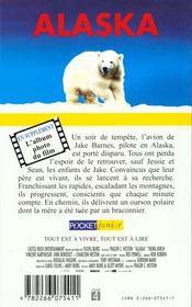Alaska - 4ème de couverture - Format classique