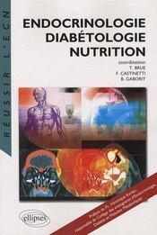 Endocrinologie, diabétologie, nutrition - Intérieur - Format classique