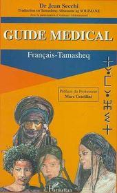 Guide Medical Francais-Tamasheq - Intérieur - Format classique