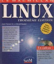 Macmillan Linux 3eme Edition - Couverture - Format classique