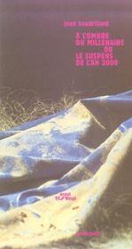 A L'Ombre Du Millenaire Ou Le Suspens Del'An 2000 - Intérieur - Format classique