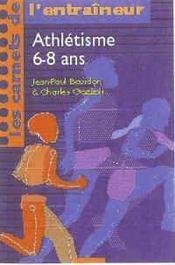 Athlétisme ; 6-8 ans - Intérieur - Format classique