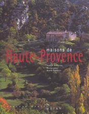 Maisons De Haute-Provence - Intérieur - Format classique