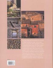 Maisons De Haute-Provence - 4ème de couverture - Format classique