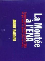 La Montee A L'E.N.A. - Intérieur - Format classique