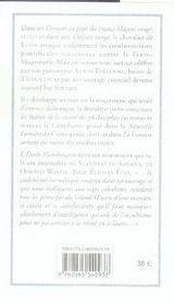 L'étoile flamboyante ou la société des francs-maçons t.1 et t.2 - 4ème de couverture - Format classique
