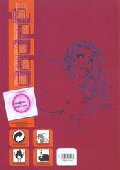 Agape - 4ème de couverture - Format classique