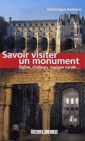 Savoir visiter un monument - Intérieur - Format classique