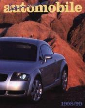 L'année automobile t.46 (édition 1998/1999) - Couverture - Format classique