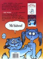 Matmatou T.3 ; Matmatou A La Plage - 4ème de couverture - Format classique