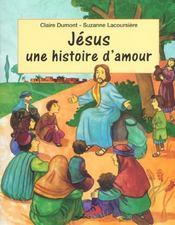Jesus une histoire d'amour - Intérieur - Format classique
