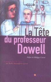 La tête du professeur dowell - Intérieur - Format classique