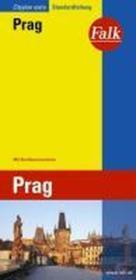 Prague City Falk - Couverture - Format classique