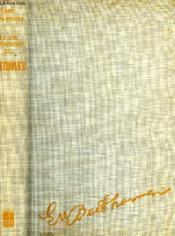 La Vie Passionnee De Ludwig Van Beethoven - Couverture - Format classique