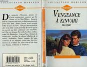 Vengeance A Kinvaig - Dark Deceiver - Couverture - Format classique