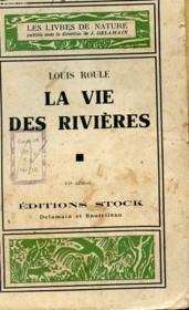 La Vie Des Rivieres - Couverture - Format classique