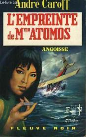 L'EMPREINTE DE Mme ATOMOS - Couverture - Format classique