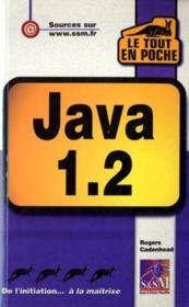 Java 1.2 - Couverture - Format classique