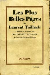 Les Plus Belles Pages - Couverture - Format classique