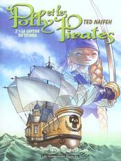 Polly et les pirates t.2 ; la captive du titania - Intérieur - Format classique