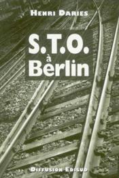 S.t.o. a berlin - Couverture - Format classique