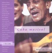 Cuba musical - Couverture - Format classique