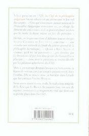 Les Clefs De La Philosophie Spagyrique - 4ème de couverture - Format classique