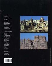 Turquie - 4ème de couverture - Format classique