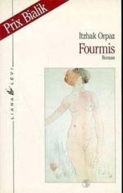 Fourmis - Couverture - Format classique