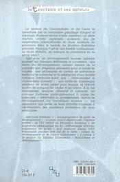 Agir pour un developpement humain solidaire - 4ème de couverture - Format classique